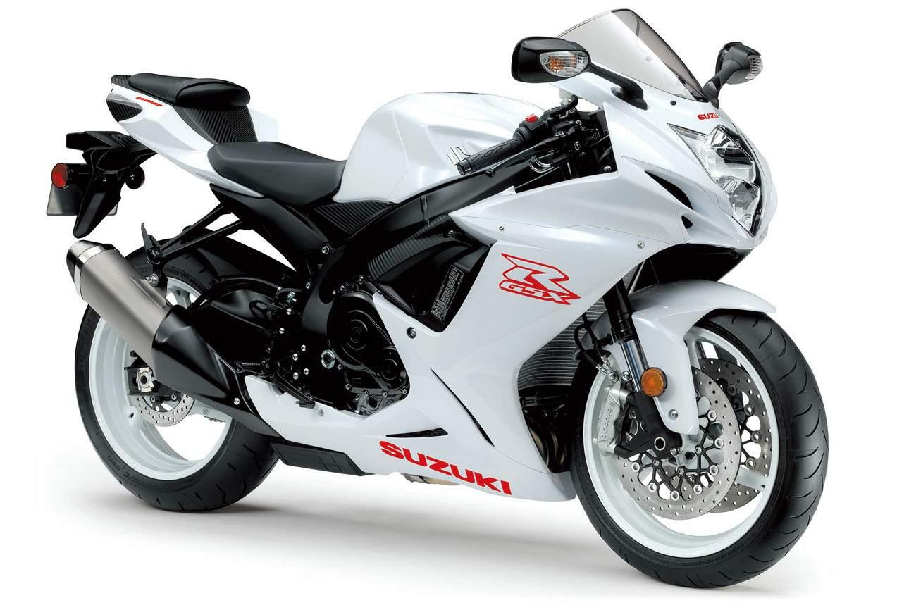 Suzuki GSX-R600 technical specifications